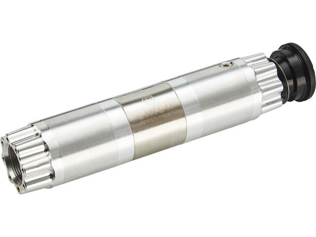 EASTON Cinch Power Meter Road 129mm sølv (2019) | Powermeter